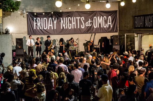 Friday Nights at Oakland Museum of California @ Oakland Museum of California   Oakland   California   United States