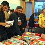 """SuperAwesome Salon: 'Zines & Print Culture"""