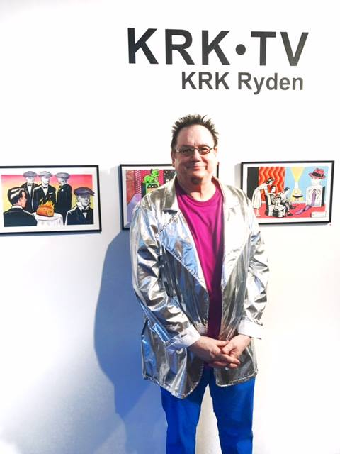 Compound Gallery: Artist Talk with KRK Ryden @ Compound Gallery & Studios | Oakland | California | United States