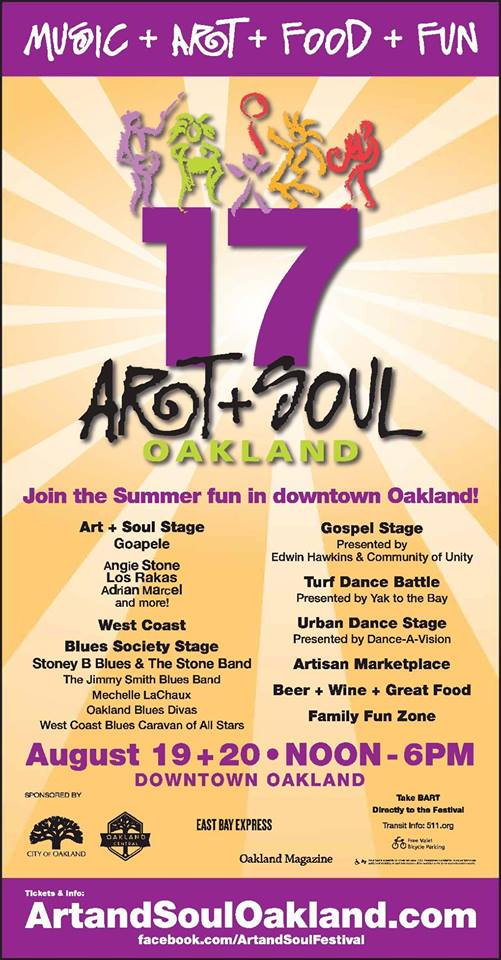Art & Soul 2017 @ Art & Soul | Oakland | California | United States